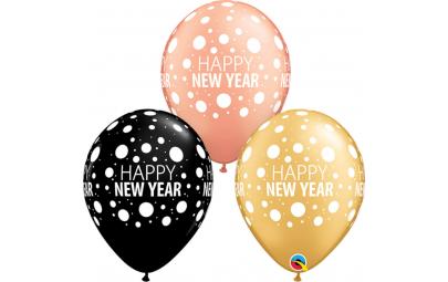 Balon 11' Happy New...