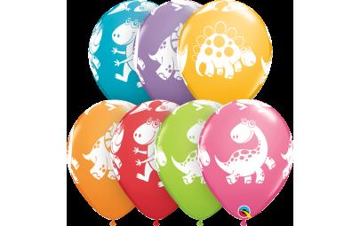 "Balon 11"" Dinozaury..."
