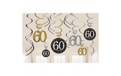 Spirale dekoracyjne 60lat...