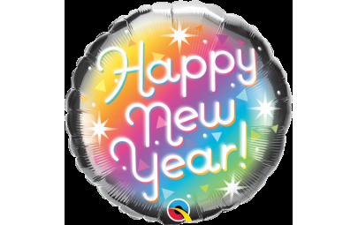 Balon foliowy 18 New Year...