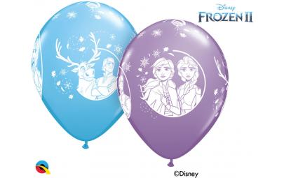 Balon 12 Frozen 6szt