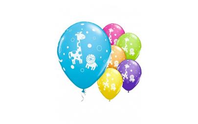Balon 11 urodzinowe dzikie...
