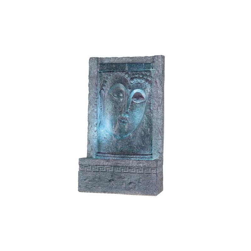 Fontanna budda podświetlana okładka