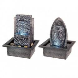 Fontanna z podświetleniem led 18,5x21x27,5cm