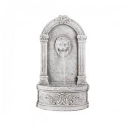 Owalna fontanna okładka