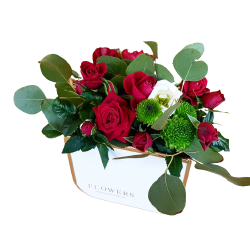 copy of Flowerbox - róże 2