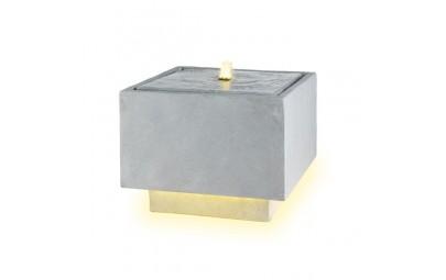 fontanna kwadrat podświetlenie 1