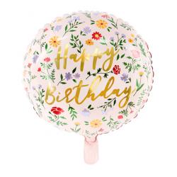 """Balon foliowy """"Happy..."""