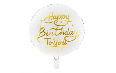 Balon foliowy' Happy...