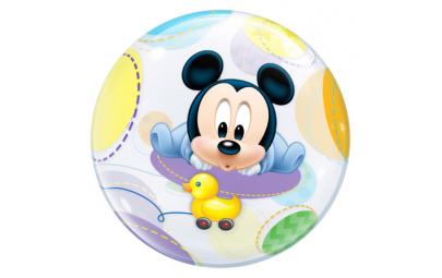 Balon 22 baby mickey mouse...