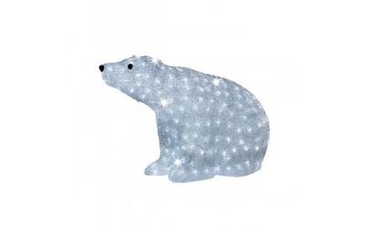 Niedźwiedź akrylowy led...