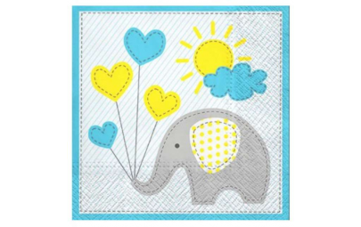 Serwetka Cute Elephant...