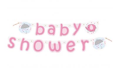 Baner Baby Shower - Słonik...