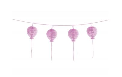 Girlanda bibułowa balony...