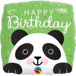 Balon 18 bday panda