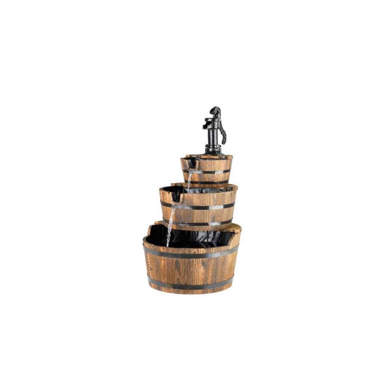 fontanna wiadra okładka