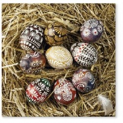 Serwetka Polish Easter...