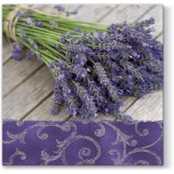 Serwetka Lavender in the Country
