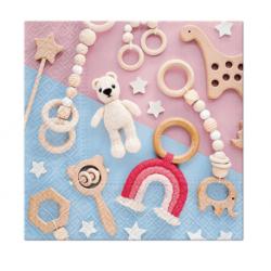 Serwetka Lovely Toys...