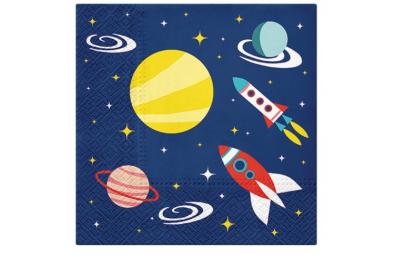 Serwetka Space