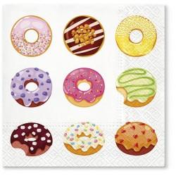 Serwetka Tasty Donuts