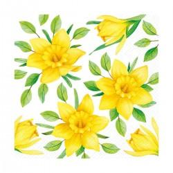 Serwetka Daffodils in Bloom