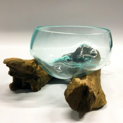 szklany wazon/ misa zdjęcie