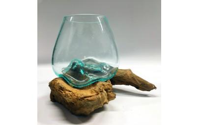 szklany wazon/ misa zdjęcie 1