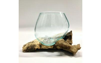 szklany wazon/ misa zdjęcie 3