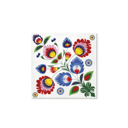 Serwetka Popular Pattern 33x33cm 20szt