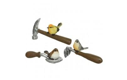 narzędzia poliresinowe z ptaszkiem
