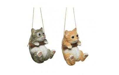 kotki na huśtawce
