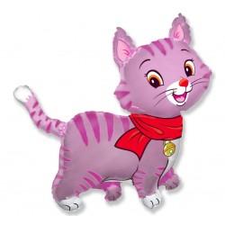 Piękny kotek różowy 24'