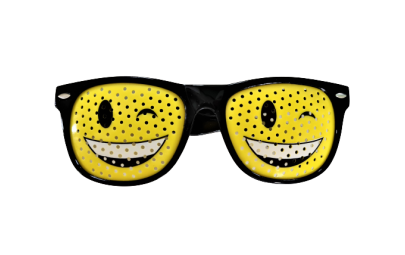 Okulary emotikony