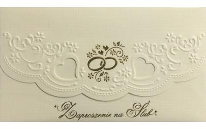 Zaproszenie na Ślub 10 szt....