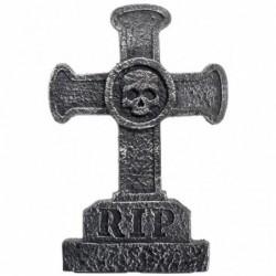 Nagrobek styropianowy krzyż...