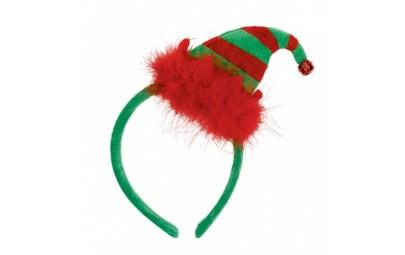 Opaska z czapeczką Elf