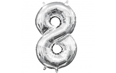 Balon foliowy 16 cyfra 8...