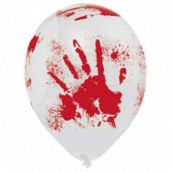 Balony lateksowe 10 krwawe...