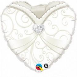 Balon 18 wedding gown