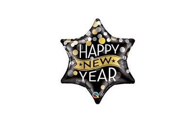 Balon foliowy 22 New Year...