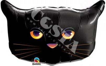 BALON 30 BLACK CAT