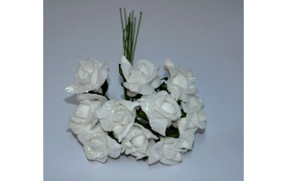 Bukiet róży piankowej...