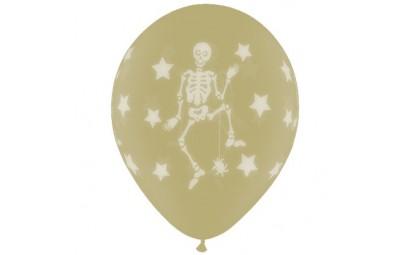 Balon 11 szkielety...