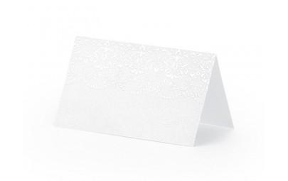 Wizytówka na stół 5x8cm
