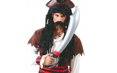Dmuchaniec szabla pirata 70cm