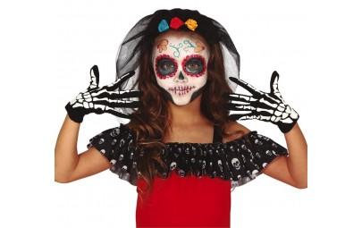 Rękawiczki szkieletor dla...