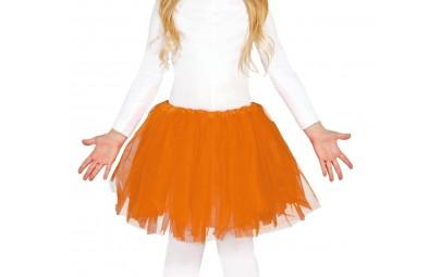 Spódniczka tutu pomarańczowa