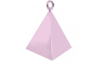 Obciążnik piramida różowy...