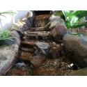 fontanna kamienna wodospad 6